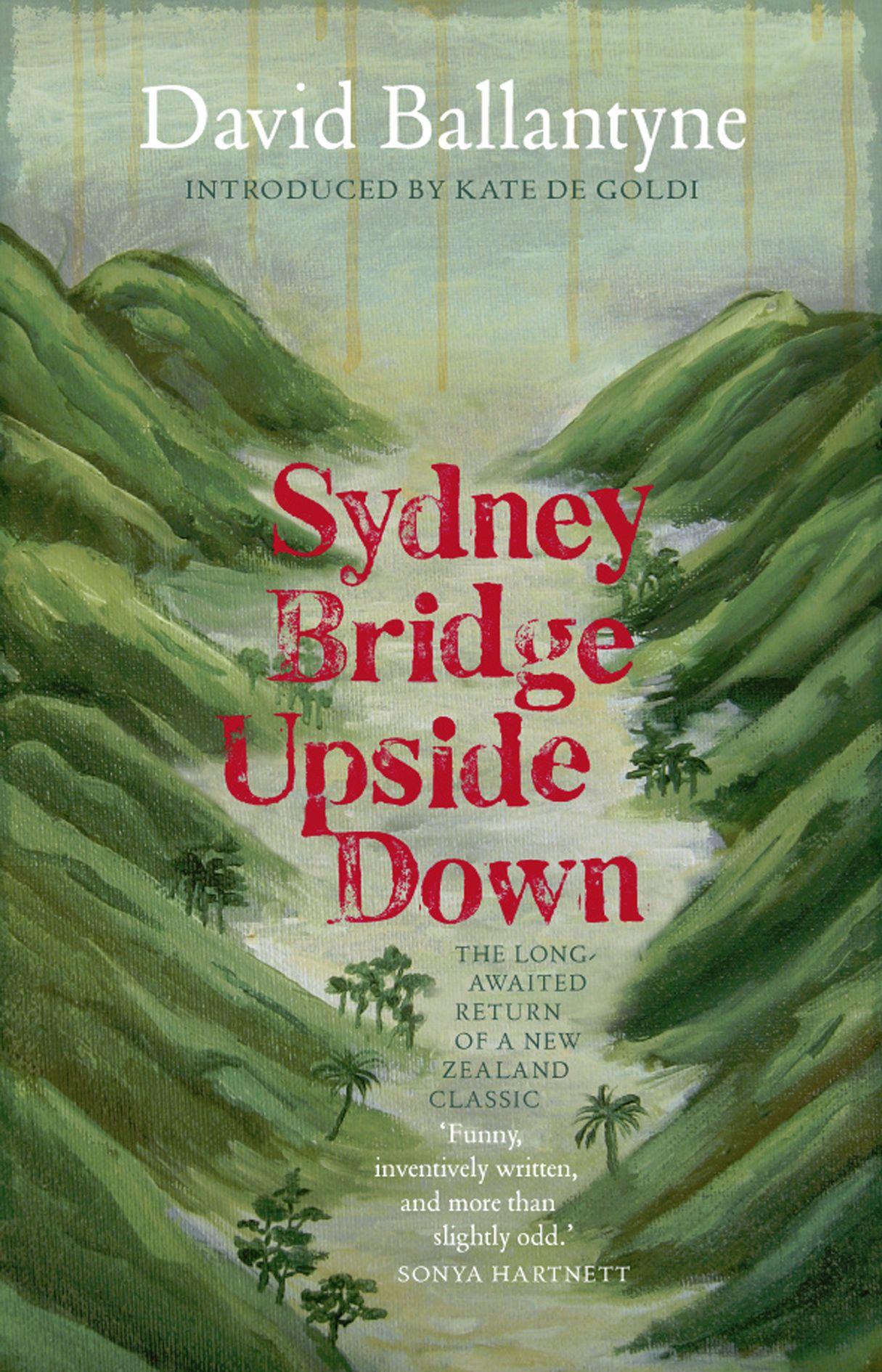 Cv Sydney Bridge Upside