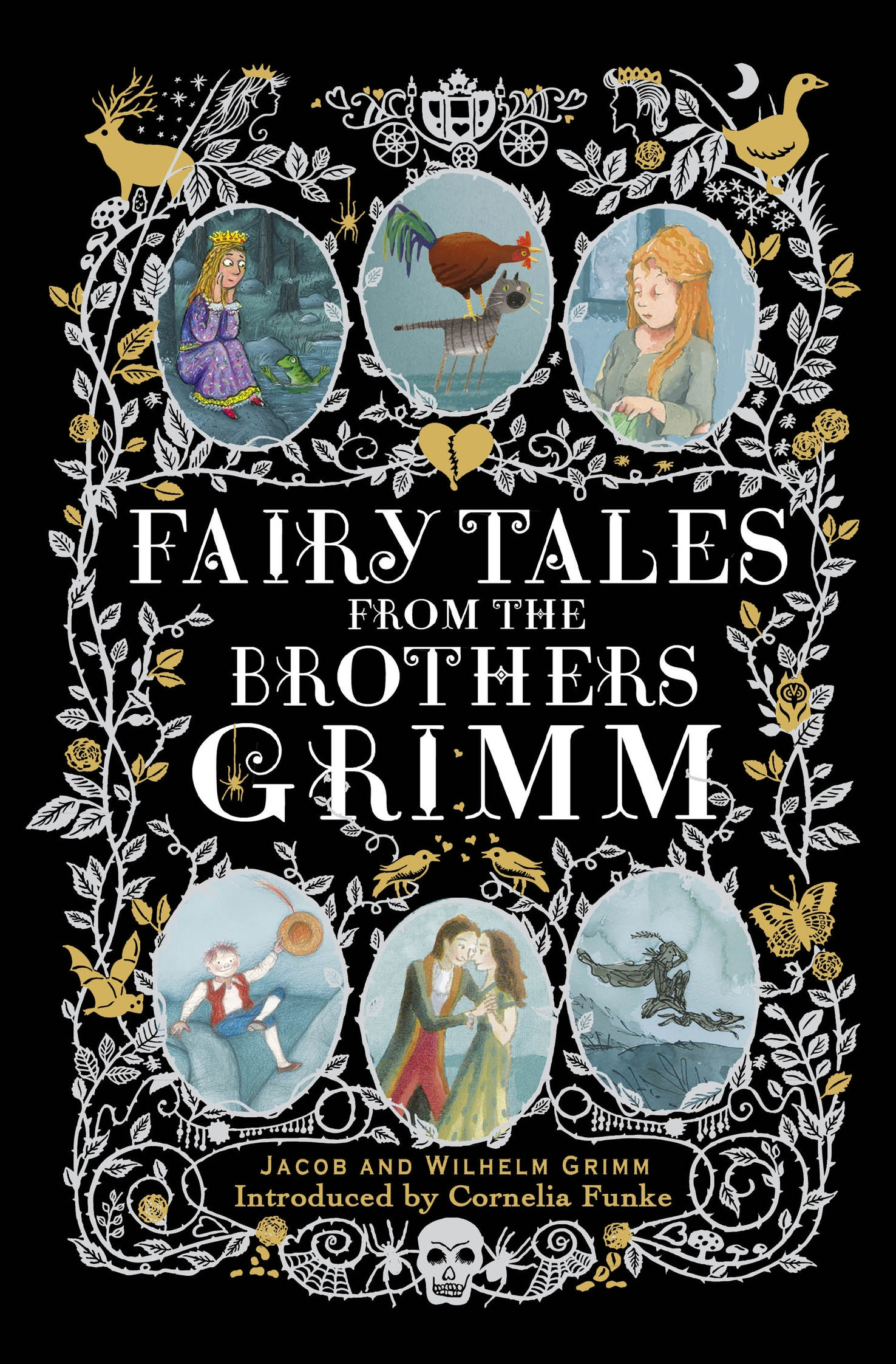 Book Review Fairy Tales From The Brothers Grimm