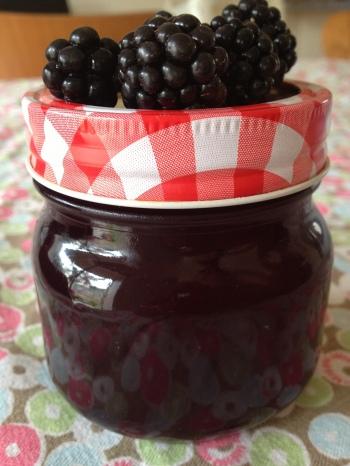 blackberry-jelly