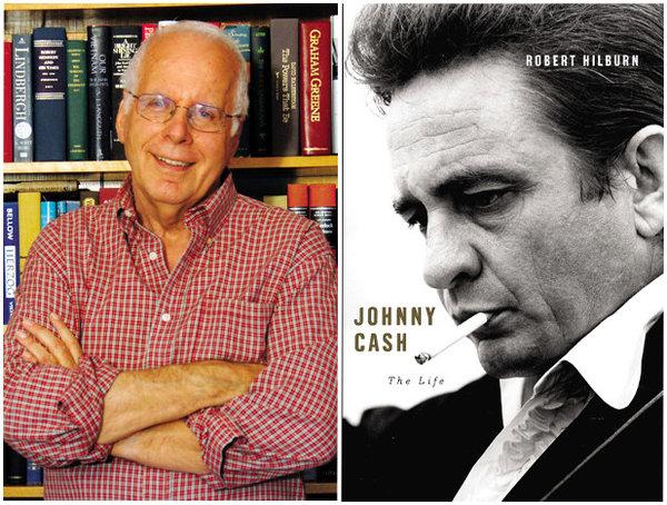 Johnny Cash The Life By Robert Hilburn