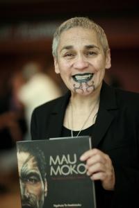 Author, Ngahuia Te Awekotuku