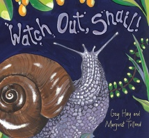 web_Watch Out, Snail book cover