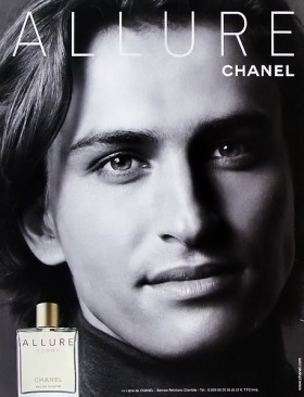 chanel allure homme ads
