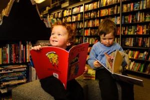 WELLINGTON, NEW ZEALAND - July 21: New Zealand Bookshop Day July 21, 2015 Unity Books in Wellington, New Zealand. (Photo by Mark Tantrum/ http://mark tantrum.com)