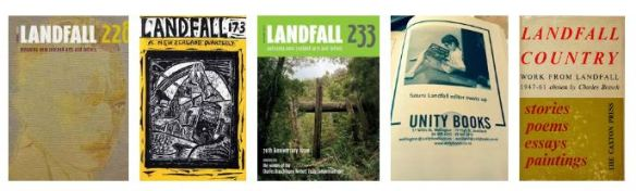 landfall covers 2