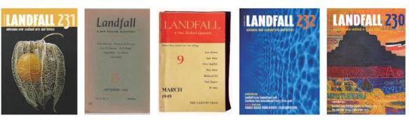 landfall covers