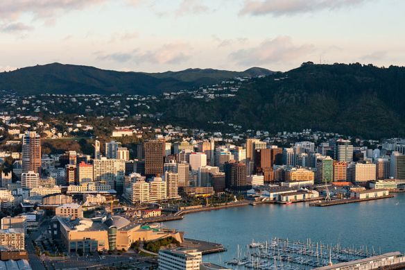 Wellington_at_dawn